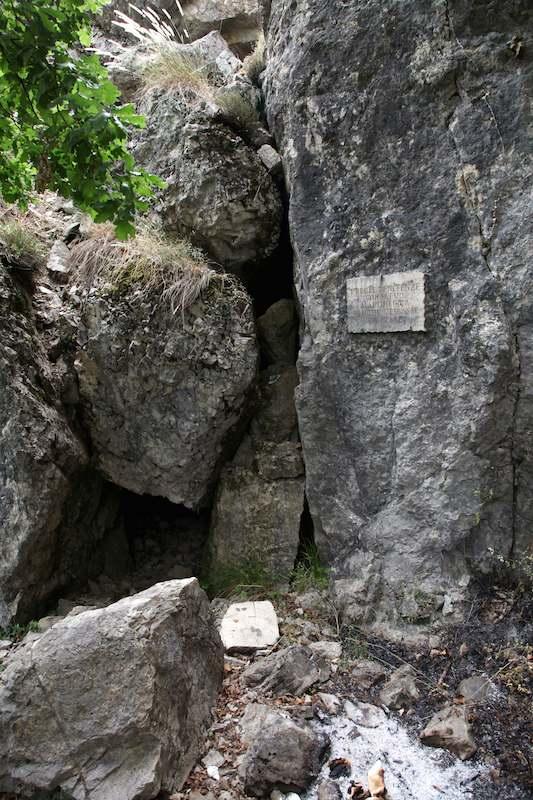 Grotta della Rondinara
