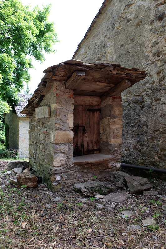Pozzo del monastero