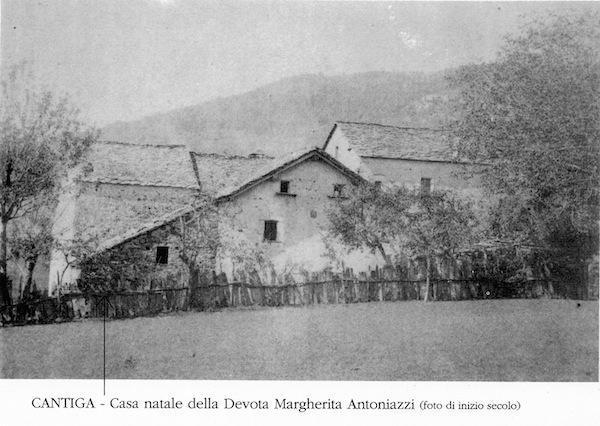 Casa natale della Devota Margherita Antoniazzi